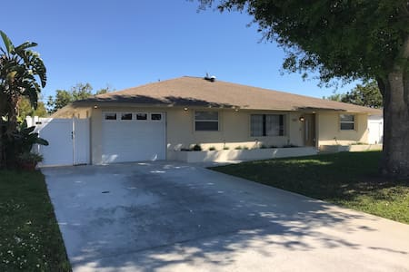 Spacious 4 Bed/3 Bath Home In Gardens - 棕榈滩花园(Palm Beach Gardens) - 独立屋