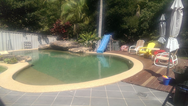 Shelly Beach tranquility, Queen Double w ensuite