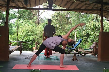 Yoga Retreat & Meditation-Ashram Sri Lanka