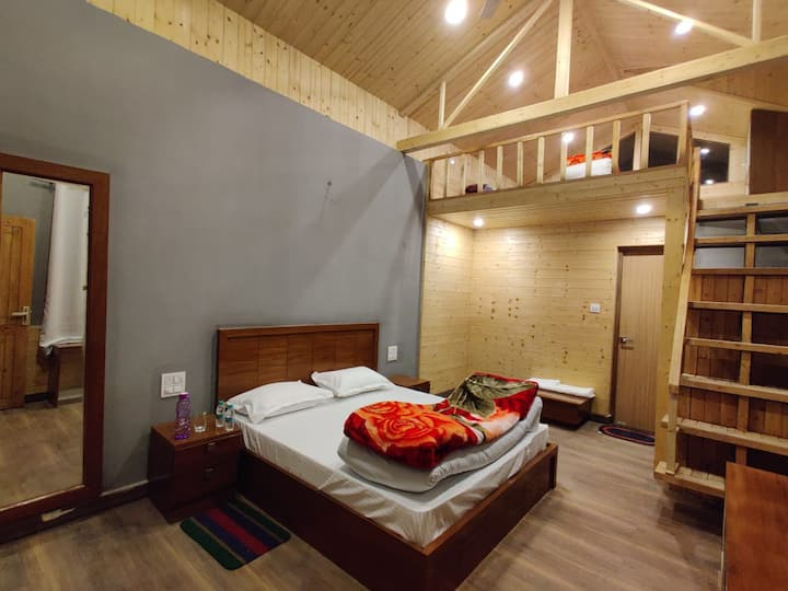 LaCasa, luxury cottages for 4