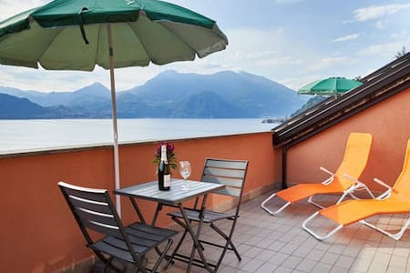 new apartment  view Lake 5 - Varenna