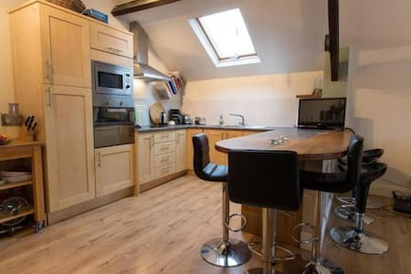 Stylish loft-style hideaway,Tetbury - Tetbury - Pis