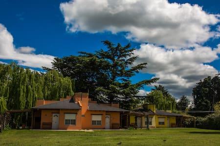 Casas Serranas Margaritas - para 2, 4 y 6 personas