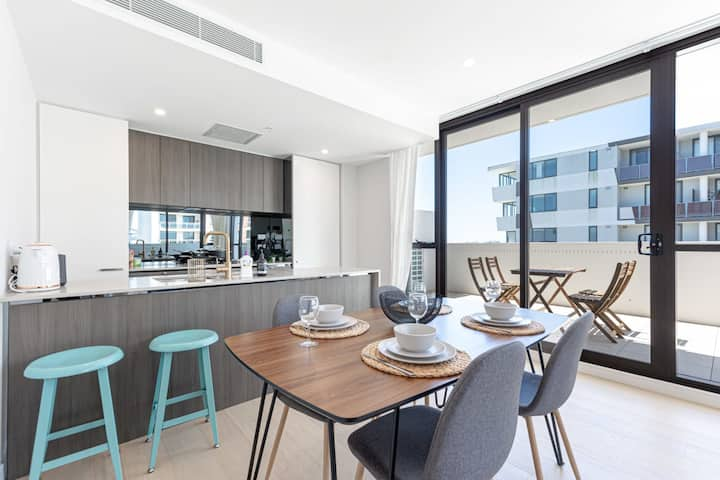 Cosy 3 Bedroom Apartment -- Your ideal vacation stay