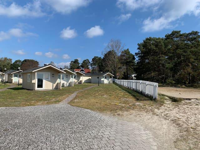 Strandstuga i Hällevik- 4-bäddar- Strandstuga nr 4