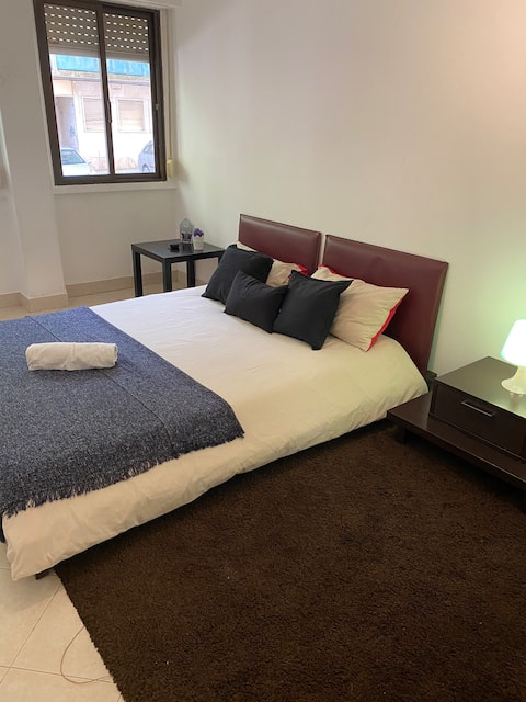 Excellent private and comfortable room