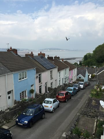 Bluebell Cottage in the heart of Mumbles - The Mumbles - Casa