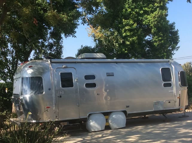 Super comfortable Airstream.  Clean and private.