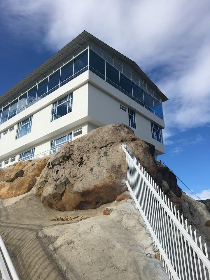 Habitación Hotel Alta Montaña con Mirador