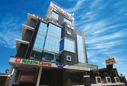 North centre hotel - Ernakulam - Bed & Breakfast