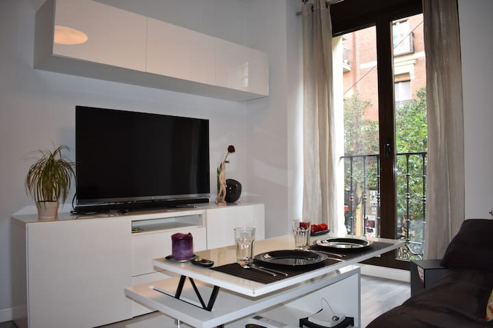 Cozy apartment in Madrid downtown - Lavapies