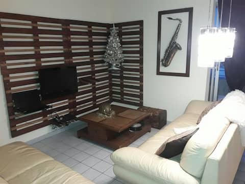 Appartement cosy, localisation parfaite