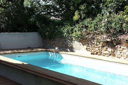 Appartement loft avec piscine - Pélissanne - Flat