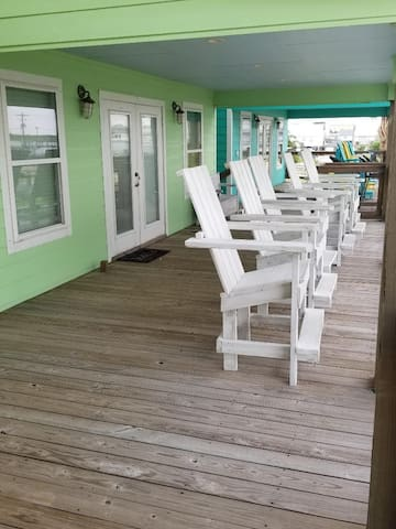 3/2 Water View Condo in Port O'Connor, TX