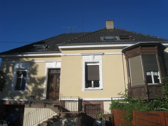 Grande Maison de Maître avec jardin - Guebwiller - Ev