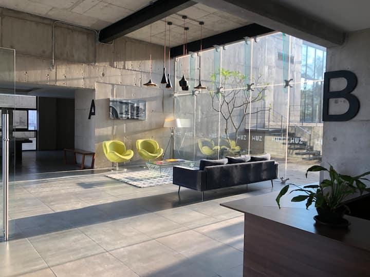 Lindo departamento en Torre Huz Designer House