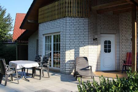 Alfsee Ferienhaus Heike - House