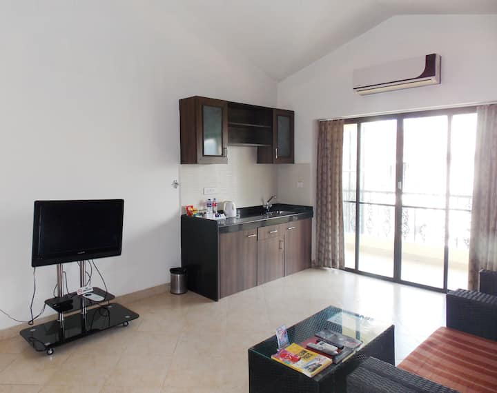 Dahlia - Suite with Two Bedrooms at Assagao