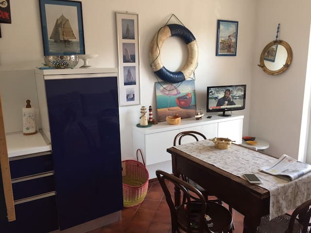 Confortevole appartamento - San Bartolomeo Al Mare - 아파트