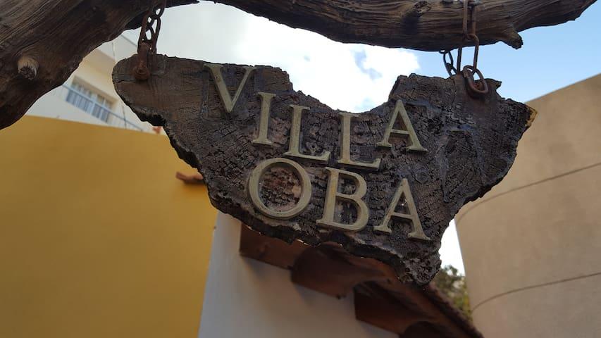 Villa Oba apartamento en Frontera