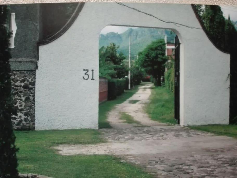 Entrada principal