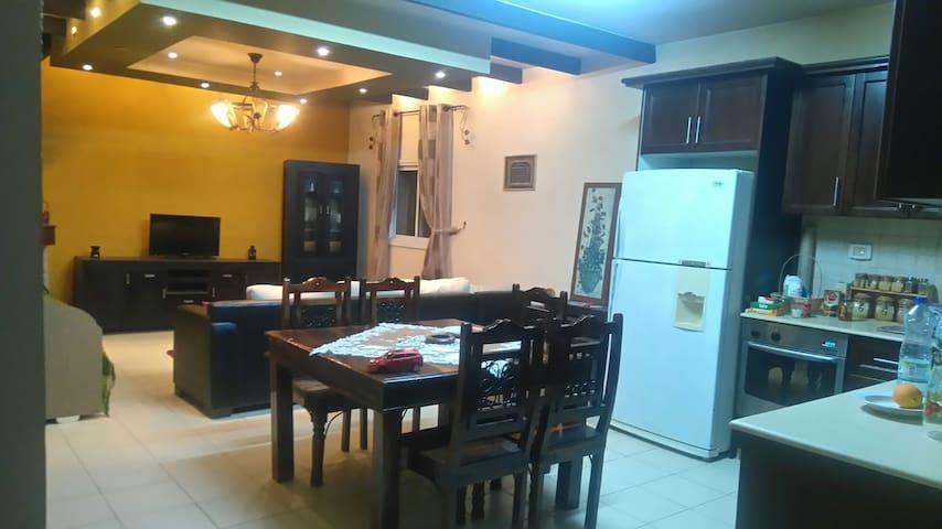 Quiet nice apartment