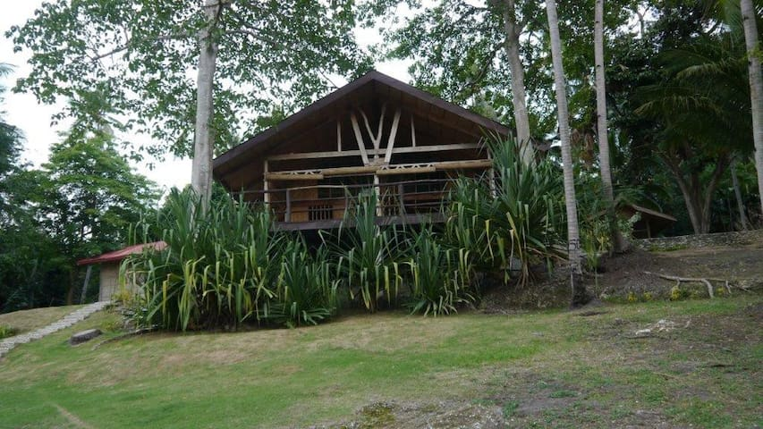Private, Cozy Beach House - Island Garden City of Samal - Chatka