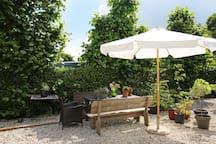 gezellige kamer in een dorp 25 km. van Amsterdam