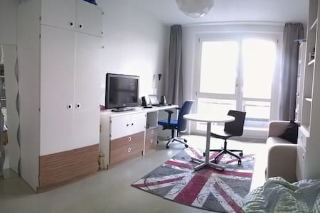 New equiped shared  room w/h balcony near Tierpark - Berlin