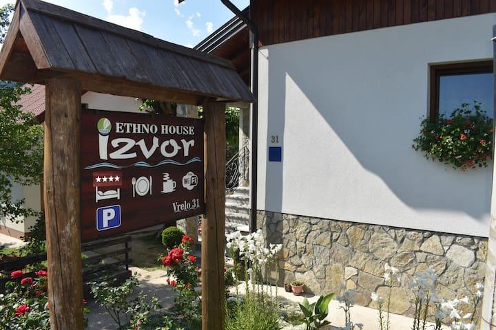 Ethno House Izvor - Mica