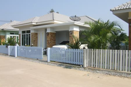 Nature Home Villa, Ban Phe - Villa