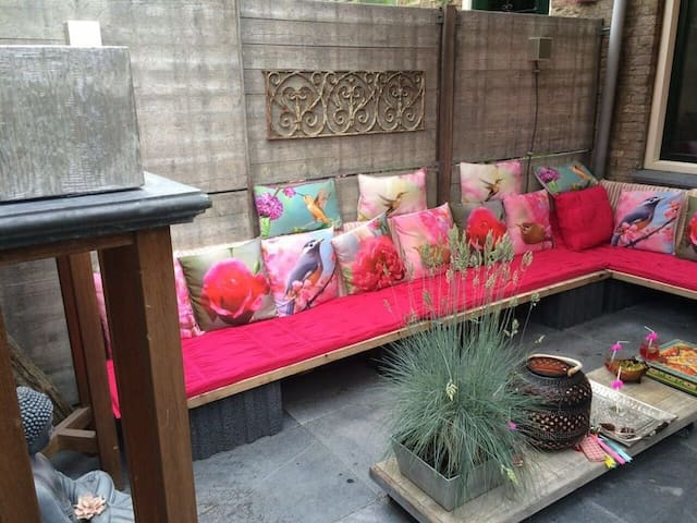GardenHouse 15 minutes from Amsterdam - Amstelveen - House