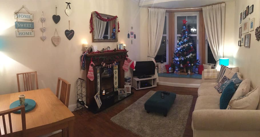 Lovely room in Glasgow - Glasgow - Apartament