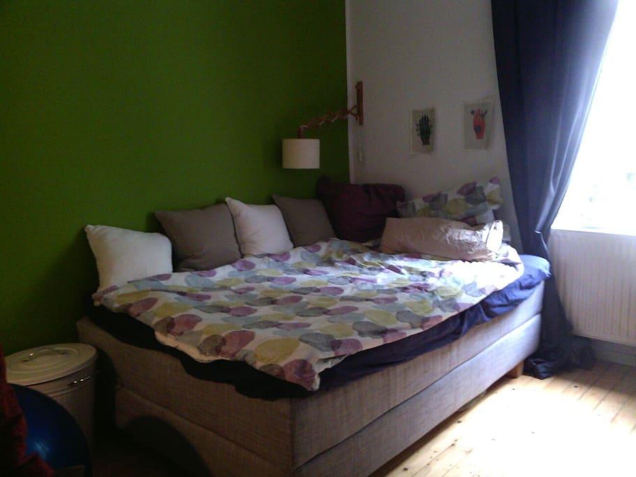 Schlafwohnzimmer