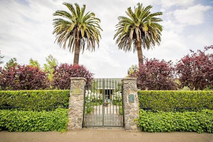 Alexander Valley Estate in the Vineyards - Geyserville - Rumah