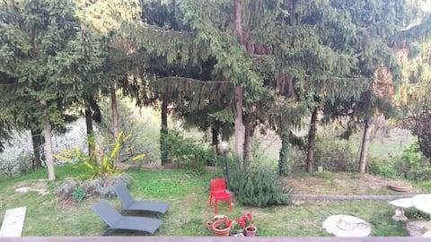 Villa Verde relaxe a 20 km de turin