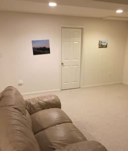 Basement pad great for short stays - Centreville