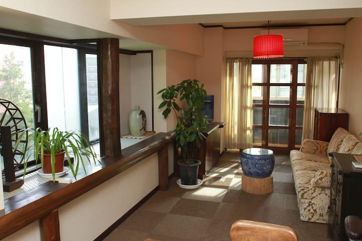 ゲストハウス土幣(Guesthouse Dohei)Room 1 - Kamakura - Apartemen berlayanan