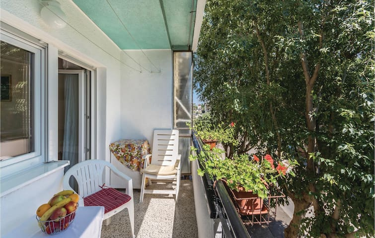 Holiday apartment with 1 bedroom on 46m² in Pula