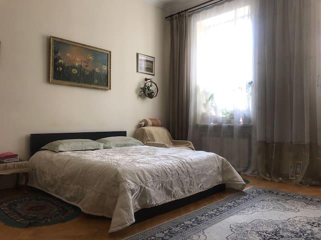 Lovely 1bedroom apartment in Lviv city center