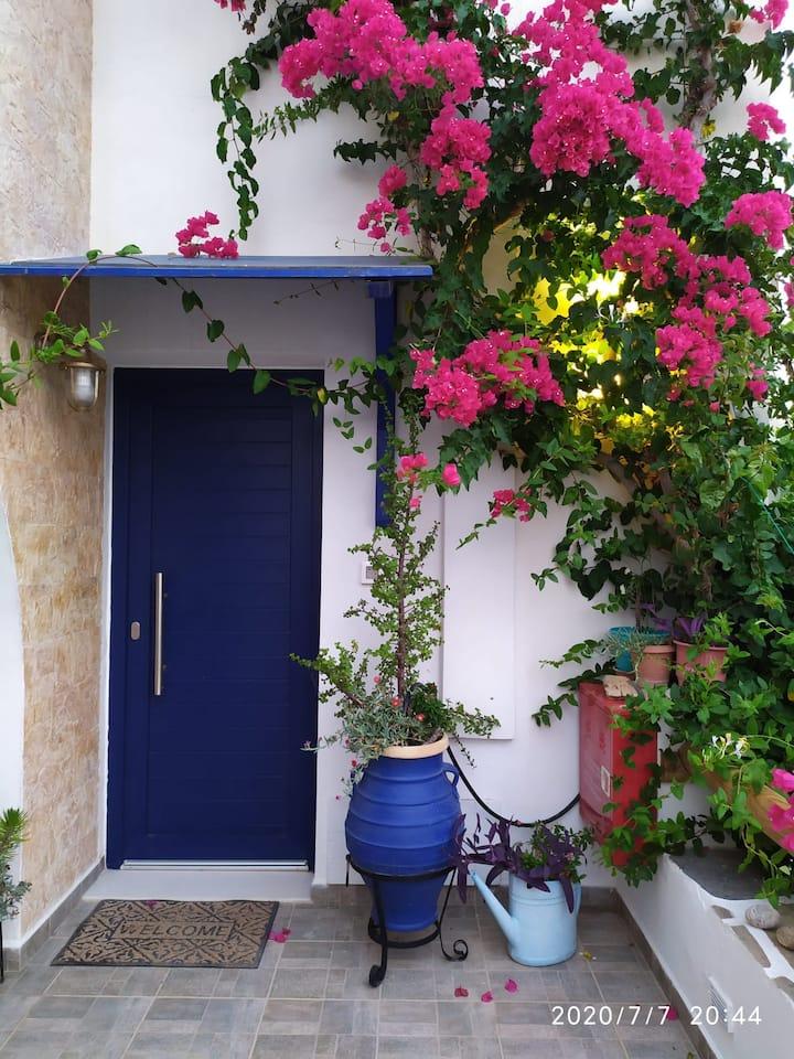 Naxos Seaside Retreat - Akti Sandy Escape