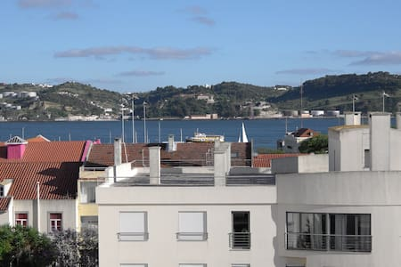 Family apartment with large terrace in Belem - Lisboa - Daire