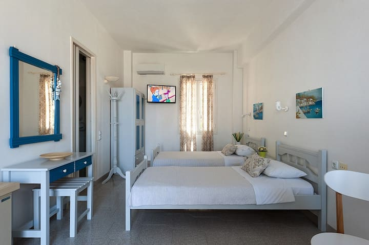 Spetses Apartments Studio  3