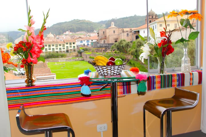 LOVELY APARTMENT IN THE HEART OF CUSCO
