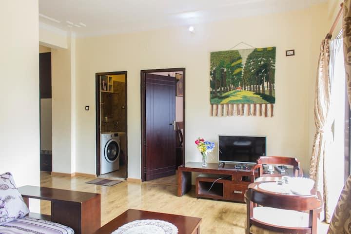High standard big apartments in Lazimpat area.