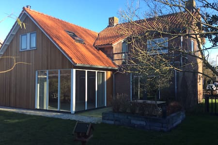 Spacious house in Dalfsen / Vechtdal
