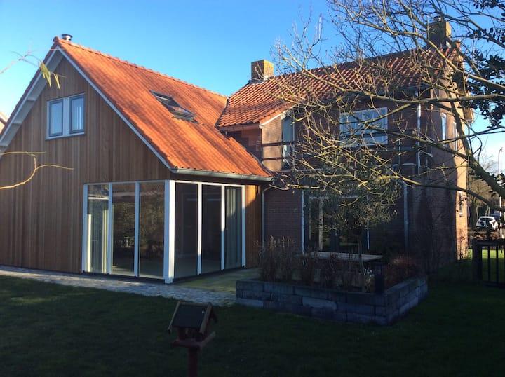 Ruime vrijstaande woning in Dalfsen / Vechtdal