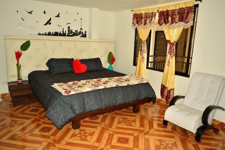 Finca Hotel el Guadual - Suite King