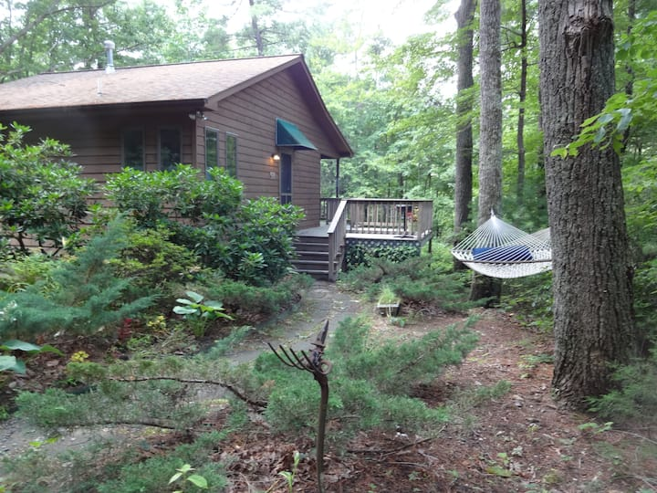 Chesley Creek Cabins