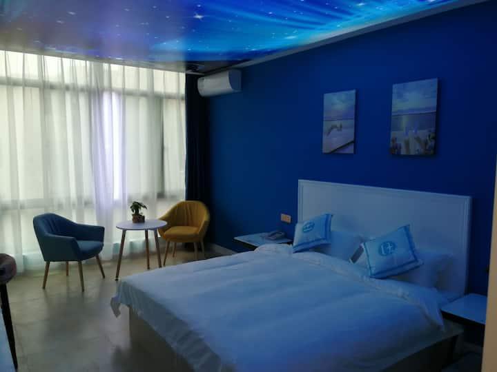 海洋梦幻大床房